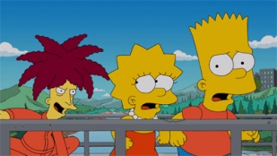 The Simpsons 25x13 : The Man Who Grew Too Much- Seriesaddict